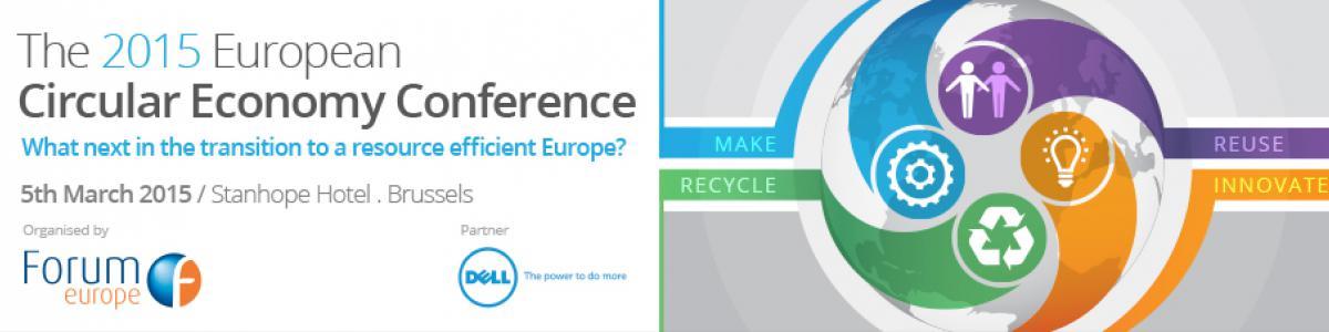 2015 European Circular Economy Conference