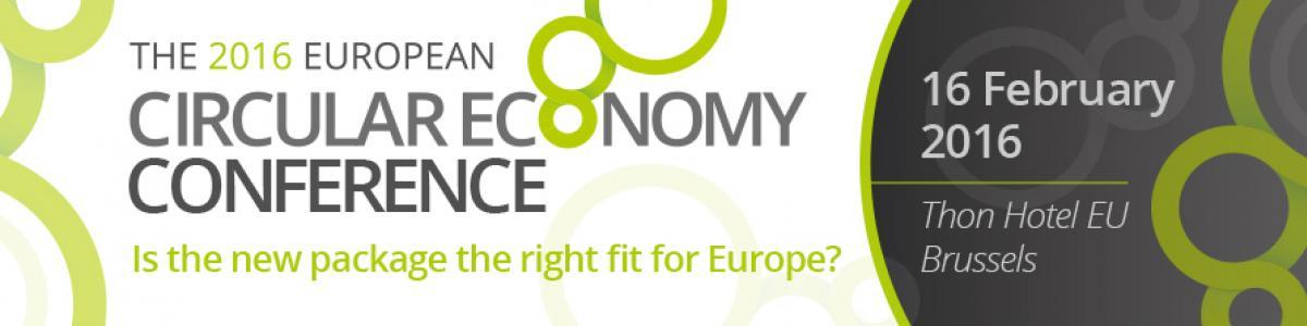 EU circular economy conference