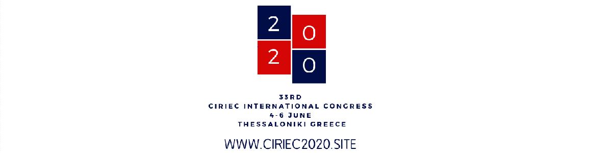 Conférence CIRIEC