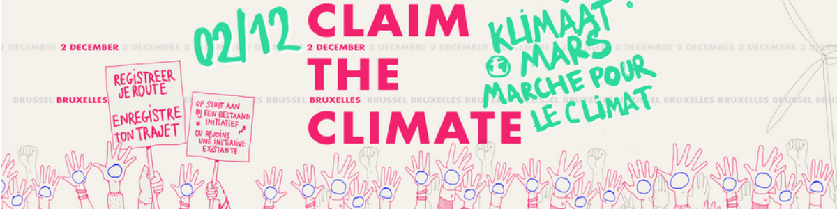 Claim the climate
