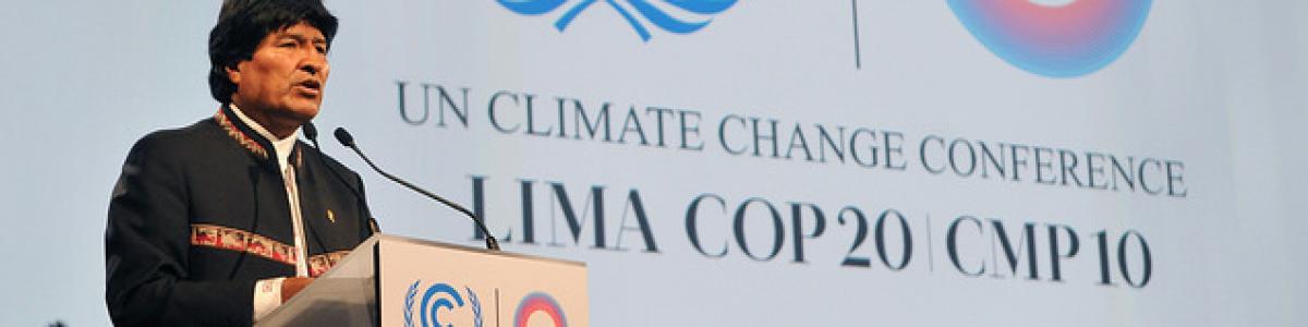 COP20 Lima