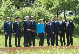 G7 à Elmau en Allemagne