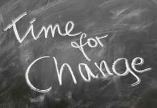 Time for change CFDD
