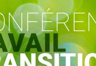 Conférence sur le travail et la transition