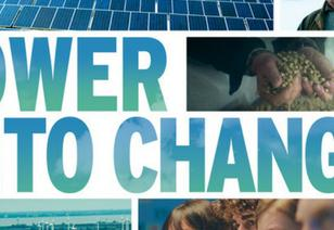 Affiche du film Power to change