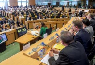Parlement européen 29 sept 2014
