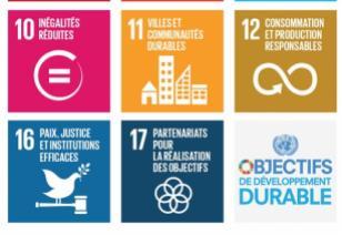 ODD Agenda 2030