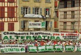 Alternatiba Bayonne 2013