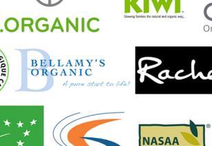 Les logos bio