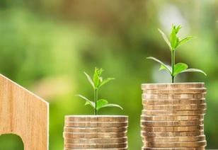 Croissance de la finance verte