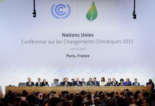 COP21 Session plénière