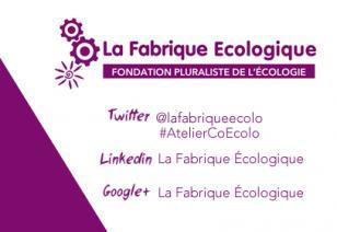 La Fabrique Ecologique Banner