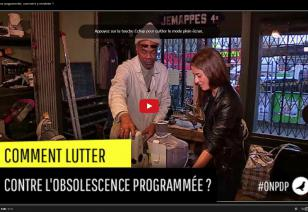 ONPDP France 4 Obsolescence programmée