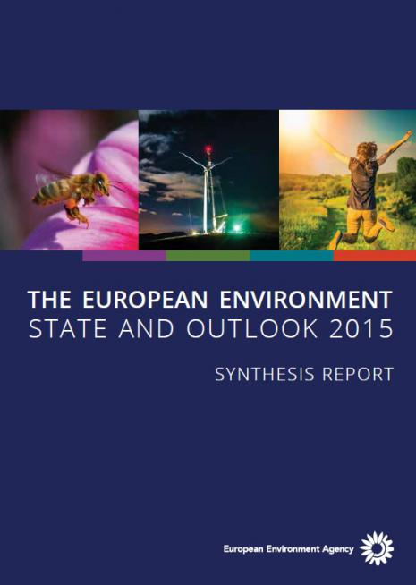 European environment — state and outlook 2015