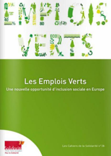 Emplois verts - cover