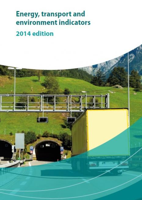Environment indicators 2014 Cover