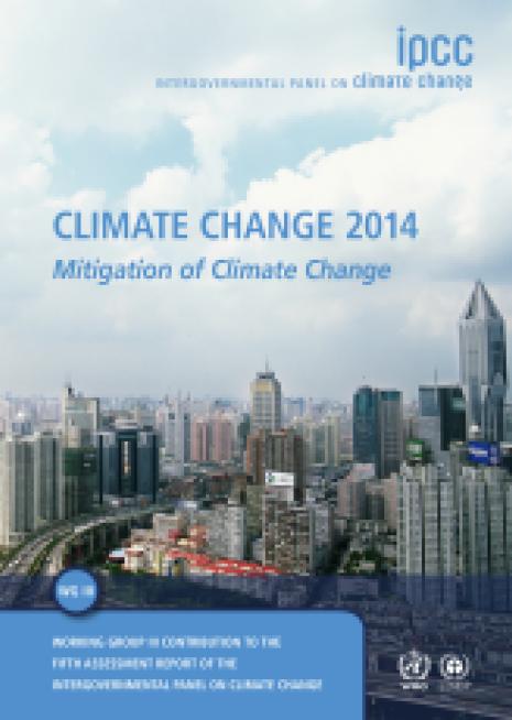 GIEC 5ème rapport changement climatique